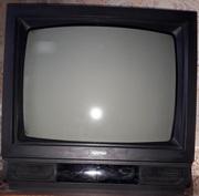Продам цветной кинескопный телевизор Terfon